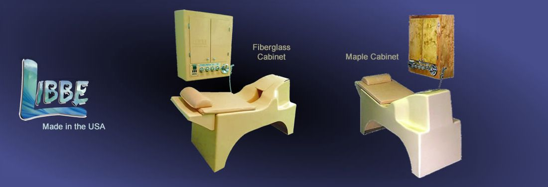 LIBBE Colon Hydrotherapy manufactured in Texas USA