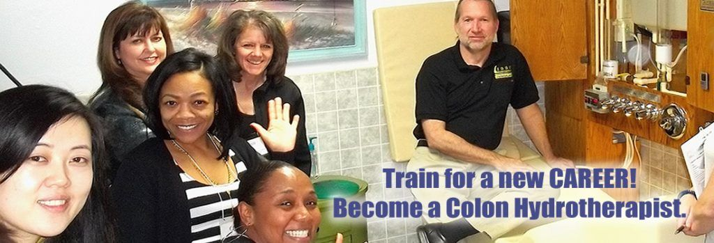 LIBBE Colon Hydrotherapy therapist training