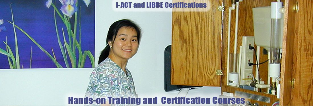 LIBBE Colon Hydrotherapy Training