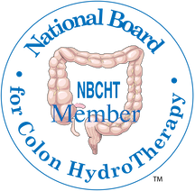 National Board for colon hydrotherapist logo